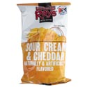 Potato Chips Sour Cream&cheddar 4.25 Oz Uncle Ray\'s