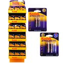 Batteries 232pc Display 2 Asst Xtralife Kodak See N2 64pc Of Aaa