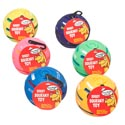 Dog Toy Vinyl Solar Ball With Squeaker 6 Colors In Pdq #14041e