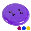 Dog Toy Flying Disc 9.75 In Dia. 4 Colors In Pdq #g33022