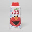 Body Wash Kids 12oz Sesame St. Elmo Cherry Berry Scent