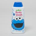 Body Wash Kids 12oz Sesame St. Cookie Monster Melon Scent