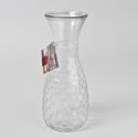 Carafe Glass 33oz Clear Honey Bee *5.99*