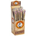 Beef Sticks Habanero Chipotle 1.25 Oz 2-24 Pc Display Box 1 Year Shelf Life