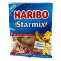 Gummi Bears Haribo Starmix Peg Bag 4 Oz