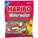 Gummi Candy Haribo Watermelon 3.1 Oz Peg Bag