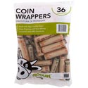 Coin Wrappers - Assorted 36ct