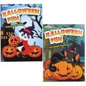 Coloring Book Halloween 2 Asst In Floor Display Ppd $3.95 Made In Usa