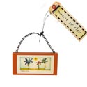 Wall Plaque 2 X 6 Mdf Tag Happy Day (3.00)