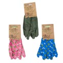 Gloves Youth Cotton Canvas Random Clrs 1 Size Digz *2.99* # 7380-26 See N2