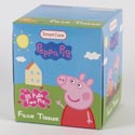 Facial Tissue 85ct Peppa Pig 2 Ply White Boxed