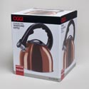 Tea Kettle 2.5lt Copper S/s Litho Boxed See N2 *24.99*