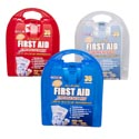 First Aid Kit 35 Pcs In Plastic Case See N2 For Breakdown #80005