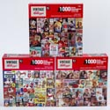 Puzzle 1000 Pc Kellogg 6 Assorted Size 27x20 *12.99* Ref #kar 8000