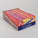 Candy Mentos Minis Fruit Mix 2.82 Oz Theater Box In Cntr Dspl