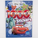 Sticker Book 64pg W/1000 Stickrs Disney Pixar *7.99*