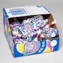 Lollipop Charms Blow Pop Flavor Zone 9ct In 18pc Pdq