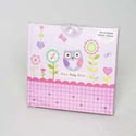 Photo Album Recordable Girl Owl *8.99* # Mbpr1-12023
