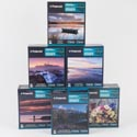 Puzzle 550 Pc Polaroid 6 Assorted Size 18x24 *7.99* Ref #kar 8652