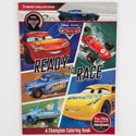 Color Book 96pg Disney Cars Ready To Race *3.99*