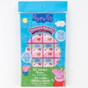 Valentine Treat Box Peppa Pig Stickers 20ct *3.99*