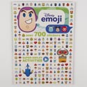 Activity Book 64pg W/700 Stickrs Disney Emoji *7.99*