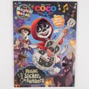 Activty Book 24pg W/18 Sheets Of Stickers Disney Coco *7.99*