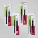 Eyeliner Pencils 2pk 4 Assorted Colors Carded *2.50* See N2