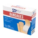 Bandages Family Pack 100ct Mixed Size Box