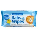 Baby Wipes 80ct Blue Baby Love