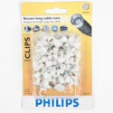 Nail In Clips Phillips Brand 80 Ct