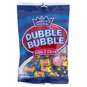 Bubble Gum Dubble Bubble Orig Twist Gum 4.5 Oz Peg Bag