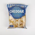Popcorn White Cheddar 3.5 Oz Bag Glutten Free Made In Usa