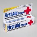 Budpak Antibacterial First Aid Cream 1oz Boxed