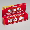 Budpak Extra Strength Muscle Rub 1.25oz Boxed