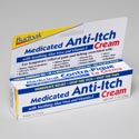 Budpak Medicated Anti-itch Cream 1 Oz Boxed