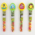 Easter Candy Mike And Ike 1.7 Oz Tube Counter Display