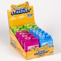 Candy Sneaky Stardust 3 Asst Gumpower 1.94 Oz 12pc Counter Display #0960