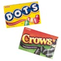 Dots Original A/crows 6.5 Oz Box In 72 Ct Shipper