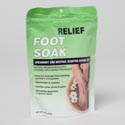 Epsom Salt Foot Soak 16oz Relief Spearmint And Menthol Scented 16oz  Made In Usa