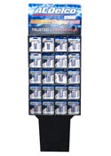 Battery 2pk Alkaline Display 176pcs Ac Delco 2 Asst Styles