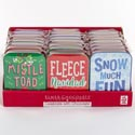 Candy Christmas Chocolates 1.6 Oz Snow Much Fun Pdq