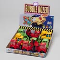 Gum Nugget Filled Truck Bubble Dozer 3 Asst In 12pc Cntr Disp
