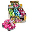 Candy Filled Car Sweet Buggy 3asst Colors In Cntr Display