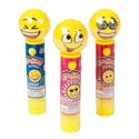 Candy Emojipop 3 Asst Flavors .39 Oz In Counter Display