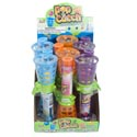 Candy Pop & Catch With Lollipop .39 Oz In Counter Display