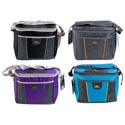 Cooler 24 Can Insulated Collapsible 4 Assorted See N2 Polar Pack