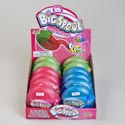 Bubble Gum Tape 6ft Big Spool 3 Flavors In 12pc Counter Disp