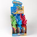 Lollipop Candy Gator Chomp 12pc Counter Display