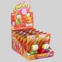 Bubble Gum Dispenser Garfield .71 Oz In 12ct Counter Display